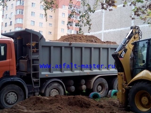 Аренда самосвалов Scania Для доставки