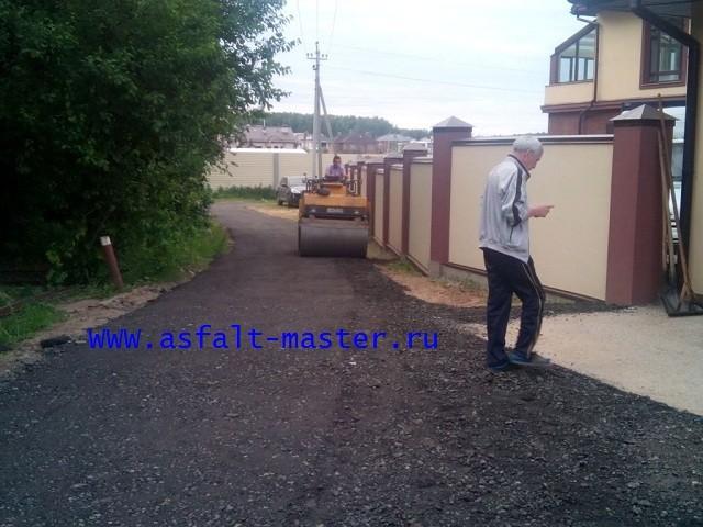Асфальтная крошка самый доступный материал для засыпки дорожных покрытий